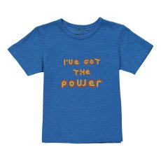 "product-Louis Louise Tom  ""I've got the power"" T-Shirt"