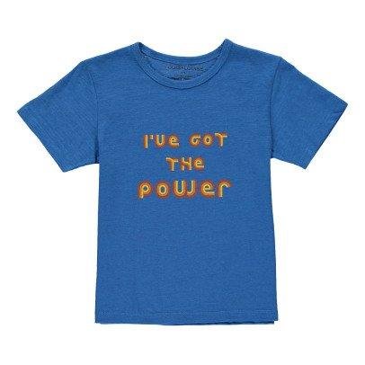 "Louis Louise Camiseta ""I've got the power"" Tom-listing"