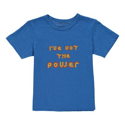 "Louis Louise T-shirt ""I've got the power"" Tom-listing"