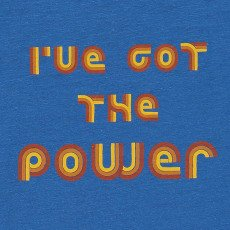 "Louis Louise Tom  ""I've got the power"" T-Shirt-listing"