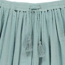 Louis Louise Opéra Cotton Crepe Skirt-listing