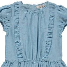 Caramel Gracilaria Ruffle Dress-listing