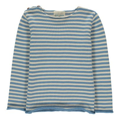 Louis Louise Axel Striped Jumper-product
