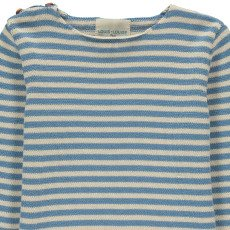 Louis Louise Axel Striped Jumper-listing