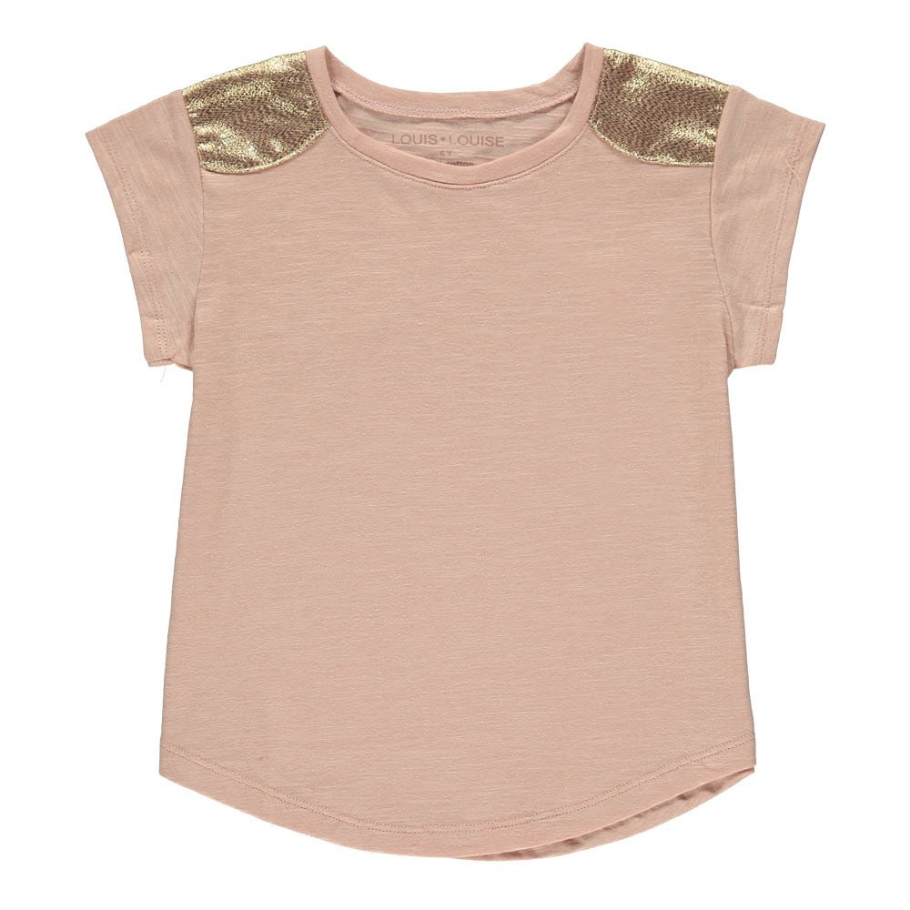 Anaïs Gold Shoulder T-Shirt -product