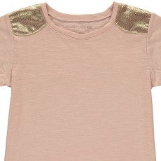 Louis Louise Anaïs Gold Shoulder T-Shirt -listing
