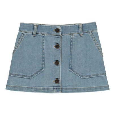 Louis Louise Bowie Buttoned Skirt-product