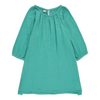 Numero 74 Vestido Nina Azul turquesa-product