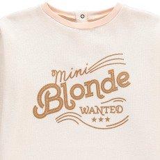 Blune Kids Mini Blonde Sweatshirt Ecru-listing