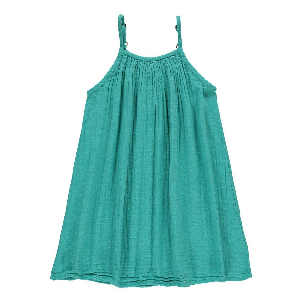 Numero 74 Vestido Mia Azul turquesa-product