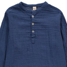 Numero 74 Dan Kurta   Trousers Navy blue-listing
