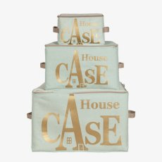 Bensimon Shiny Canvas House Case-listing
