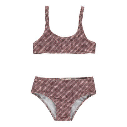 Caramel Bikini Quadri Tarwi-listing