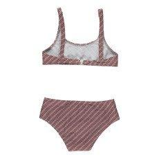 Caramel Tarwi Checked Bikini-listing