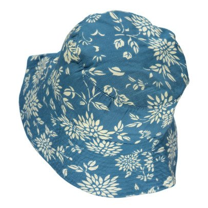 Caramel Choy Floral Cap-listing