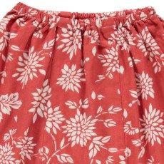 Caramel Nori Floral Harem Trousers-product