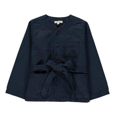 Caramel Kale Kimono Jacket-listing