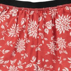 Caramel Borage Floral Shorts-product
