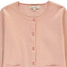 Caramel Chocho Cotton Cardigan-listing