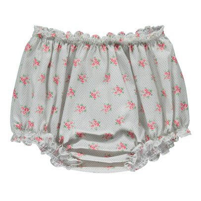 Les lutins Polka Dot and Floral Bloomers-listing