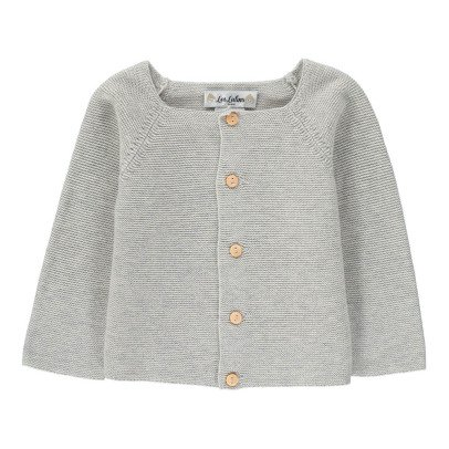 Les lutins Cardigan Point Mousse Lola-listing