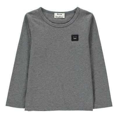 Acne Studios T-Shirt Smiley Mini Fello-listing