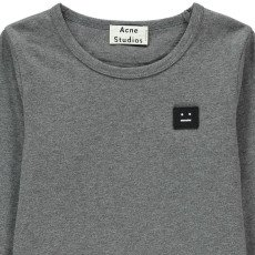 Acne Studios Camiseta Smiley Mini Fello-listing