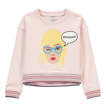 No Added Sugar Touchy Feeley Character Sweatshirt-listing