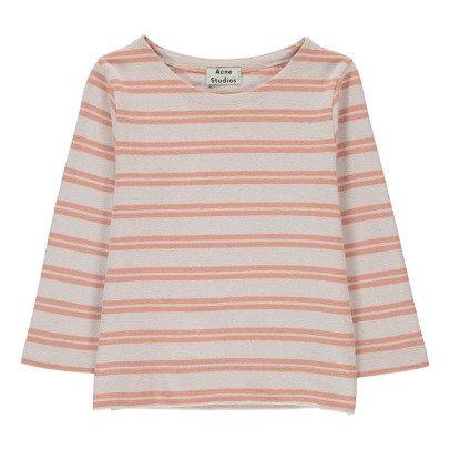Acne Studios Nimes Mini Striped T-Shirt-listing
