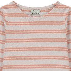 Acne Studios Camiseta Rayas Mini Nimes-listing