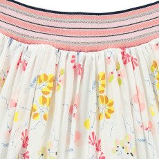 No Added Sugar Around The Issue Floral Skirt-listing