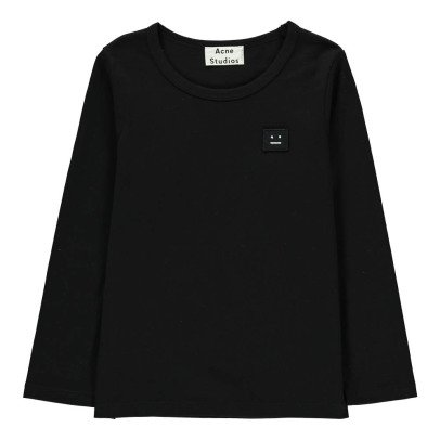 Acne Studios Fello Mini Smiley T-Shirt-listing