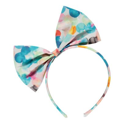 No Added Sugar Jaunty Bubble Bow Headband-listing