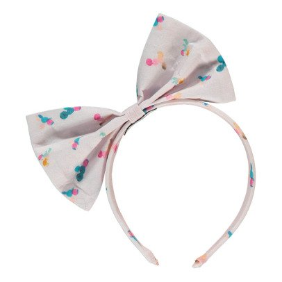 No Added Sugar Jaunty Mini Bubble Bow Headband-listing