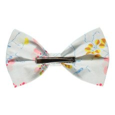 No Added Sugar Perky Floral Bow Hair Grips-listing