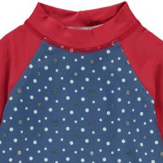 Archimède T-Shirt UV-Schutz mit Punkten -listing