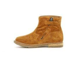 Pom d'Api Boots Suède Zip Trip-listing