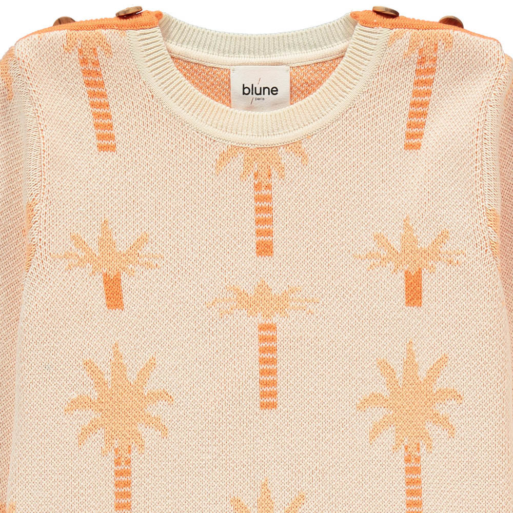Oasis Palm Grove Jumper-product
