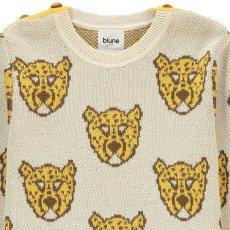 "Blune Kids Maglione Tigri ""Grrr…""-listing"