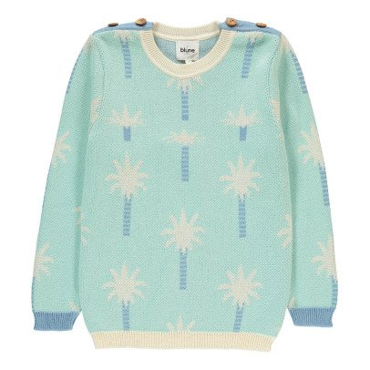Blune Kids Oasis Palm Grove Jumper-listing