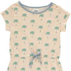 Blune Kids Palm Grove Polka Dot Dress-listing