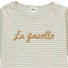 Blune T-shirt Righe-listing