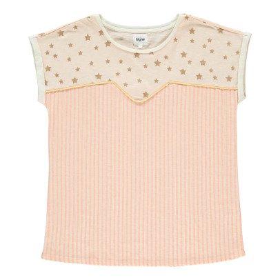 Blune Gestreiftes T-Shirt -listing