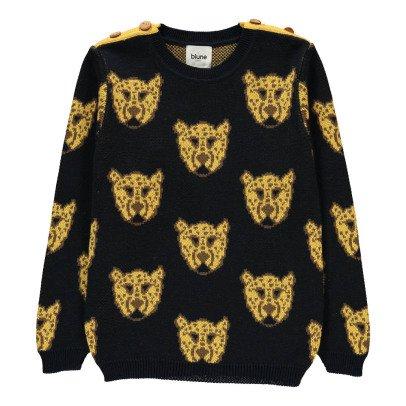 """Blune Kids Pullover Tiger """"Grrr…""""-listing"""