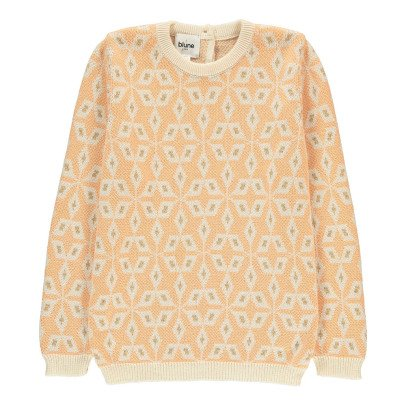 Blune Kids Sand Rose Lurex Jumper-listing