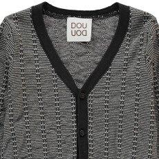 Douuod Fonico Two-Tone Cardigan-listing