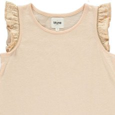 Blune Kids Nomad Lurex Ruffle Top-listing
