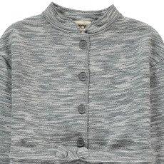 Douuod Provino Belted Jersey Jacket-product