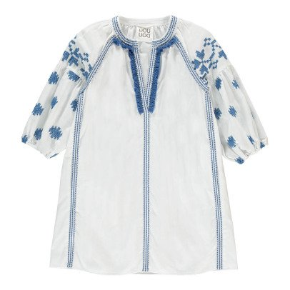 Douuod Cortometraggio Embroidered Dress-product