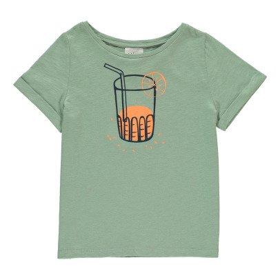 Blune Kids T-shirt Tangerina-listing